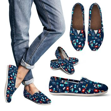 Veterinarian Profession Casual Shoes