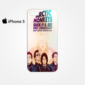 Arctic Monkey Suck it and See for Iphone 4/4S Iphone 5/5S/5C Iphone 6/6S/6S Plus/6 Plus 3D Phone case