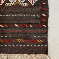Vintage Hand-Woven Runner Rug - Urban Outfitters
