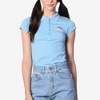 Harold Rainbow Polo By Echo Club House