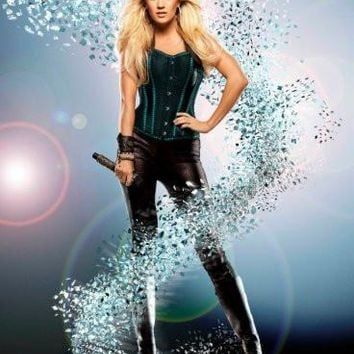 "Carrie Underwood Poster 16""x24"" Poster 16inx24in"