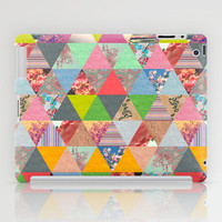 Lost in ▲ iPad Case by Bianca Green