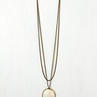 Free People Yak Double Strand Necklace