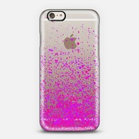 sparks of magenta iPhone 6 case by Marianna Tankelevich | Casetify