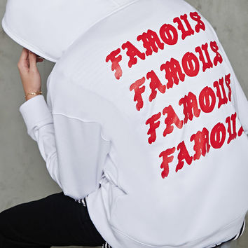 Famous Graphic Hoodie