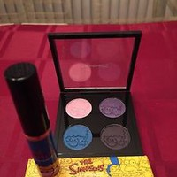 MAC Cosmetics Simpsons Collection