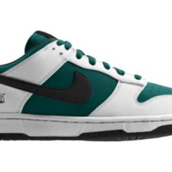 Nike Dunk Low NFL Philadelphia Eagles iD Custom