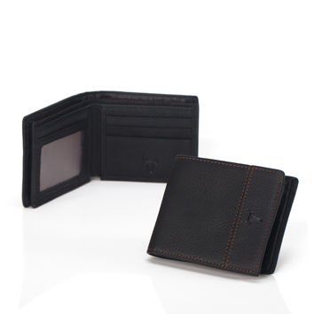 Leather Wallet [9026290499]