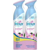 Walmart: Febreze Air Effects Spring & Renewal Air Freshener (2 Count; 9.7 oz each)
