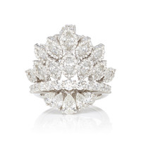 Diamond Chevalier Ring | Moda Operandi
