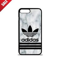 Best Adidas.14 Marble White Stripe Case For iPhone 6 6+ 6s 6s+ 7 7+ 8 8+ Cover