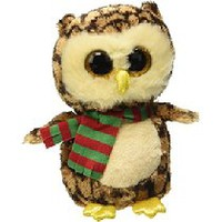Ty Beanie Boo Wise the Owl - 6 inch