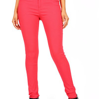 Color Surge High Waist Pants