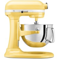 Kitchen Aid 6 Quart Pro 600 Mixer - Majestic Yellow KP26M1XMY