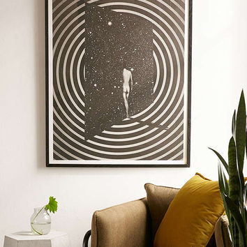Fran Rodriguez Transition Art Print   Urban Outfitters