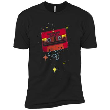 Marvel Guardians of the Galaxy Awesome Tape Graphic T-Shirt