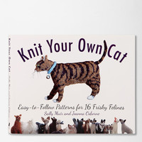 Knit Your Own Cat By Sally Muir & Joanna Osborne