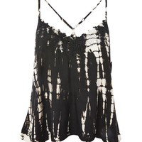 Tie Dye Camisole by Band Of Gypsies | Topshop