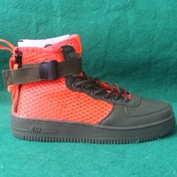"""Nike Special Field Air Force 1 Mid QS """"Quickstrike Release""""  Basketball Sneaker"""