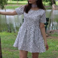 Anchor Baby Doll Dress
