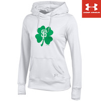 San Francisco Giants Women's St. Patrick's Day Pullover Hood by Under Armour® - MLB.com Shop