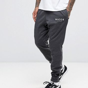 Nicce London Skinny Lux Joggers at asos.com