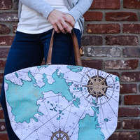 Seven Seas Tote Collection