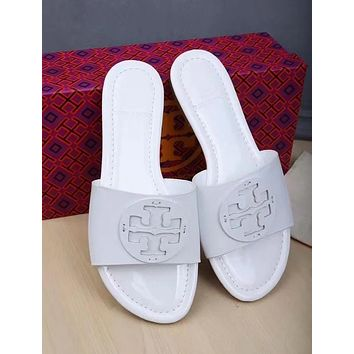 TORY BURCH Fashion Slippers