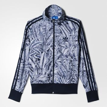 adidas Water Jungle Firebird Track Jacket - Multicolor | adidas US