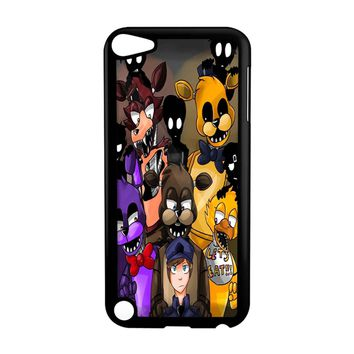 Five Nights At Freddys Fnaf And Friends iPod Touch 5 Case