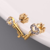 Accessory Diamonds Earring Jewelry [6573074759]