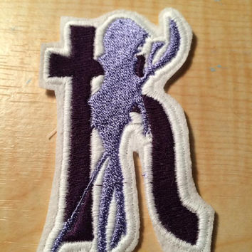 Sailor Saturn Sew-On Patch
