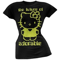 Hello Kitty - Future Of Adorable Juniors T-Shirt