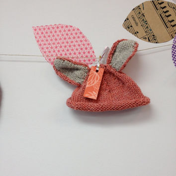 Bunny Hat - Made to Order Infant