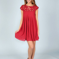 Altar'd State Springtime Bliss Dress - Simple Sleek - Dresses - Apparel