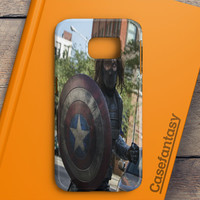 The Winter Soldier Captain America Samsung Galaxy S7 Edge Case | casefantasy