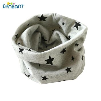 LONSANT New Hot 2018 Baby Girl Autumn Newborn  Autumn Winter Boys Girls Collar Baby Scarf Cotton O Ring Neck Scarves