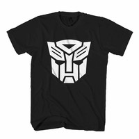 Autobots Transformers Fruit Of The Loom Man's T-Shirt