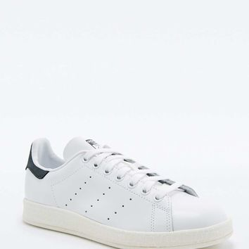 adidas Originals Stan Smith Black and White Trainers - Urban Outfitters