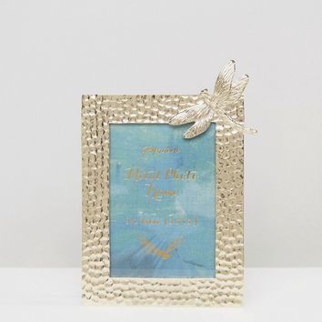 Paperchase Gothic Garden Dragon Fly Frame - Small