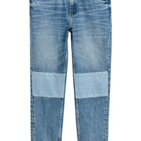 H&M Straight Regular Ankle Jeans $49.99