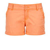 Melon Chino Shorts - Melon