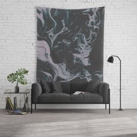 Subconscious Wall Tapestry by duckyb