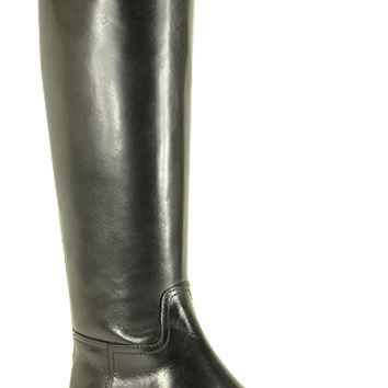 Tory Burch - Grace - Leather Riding Boot