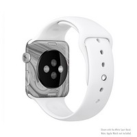 The Neon Color Fushion Grayscale Full Body Skin Set for the Apple Watch
