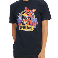 Five Nights At Freddy's Welcome To Pirate Cove T-Shirt