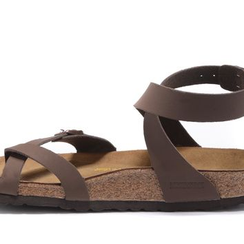 Birkenstock Daloa Birko-flor Sandals For Women & Men Flip Flops Shoes - Beauty Ticks