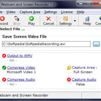 Webcam and Screen Recorder 7.7 Crack Serial Key