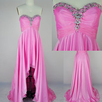 Sweetheart Prom Dress with Beading