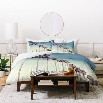 Bree Madden California Summer Duvet Cover